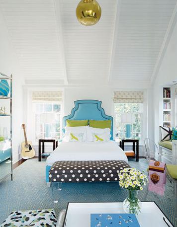 Striking Bedroom