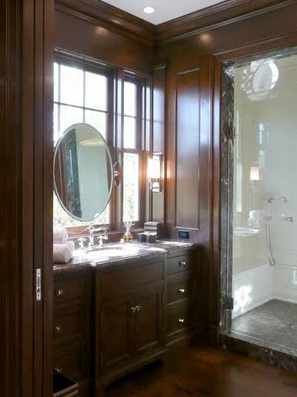 Popular That Is Not Really Problem Because Most Of The Time You Are Not Standing In Front Of  Kitchen Side Mirrors You Can See The Side Door Window Reflected In The Pantry Mirror  The Image Is Reflected From The Closet Mirror Via The Bathroom