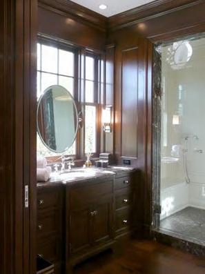 Bathroom Mirror In Front Of Window ideas i love |